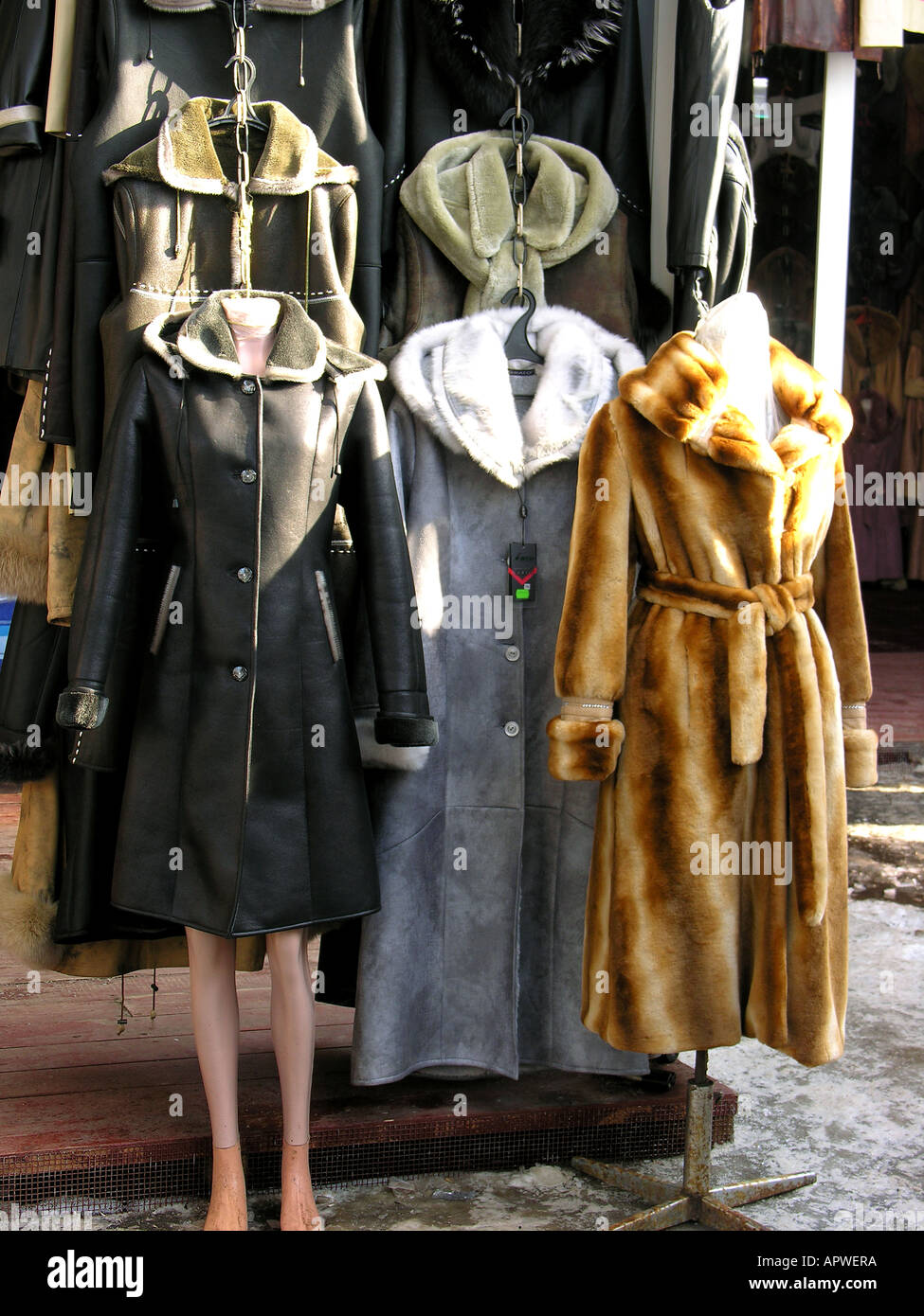 Where to buy a coat in Moscow cheap: shops, review, description, models and reviews