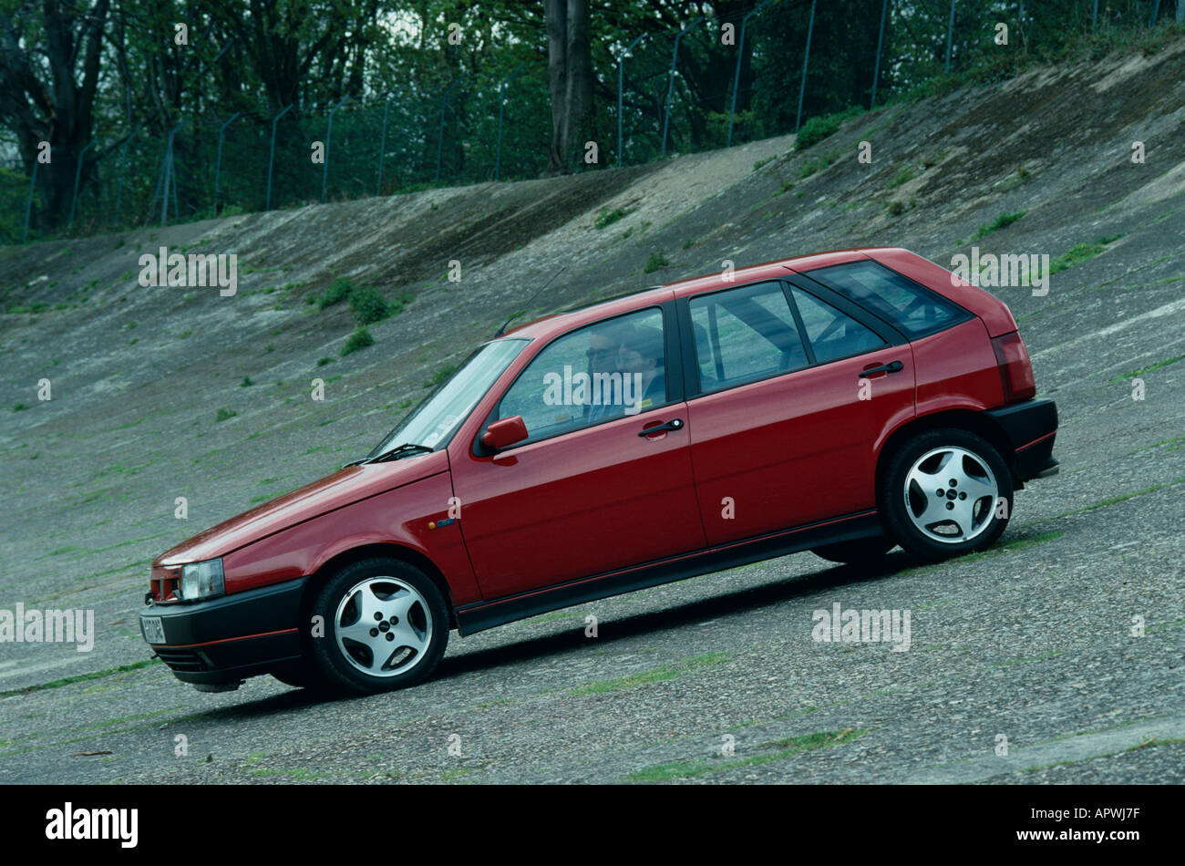 fiat tipo 2 litre ie 16v of 1993 introduced 1992 tipo 1988 to stock photo 5181054 alamy. Black Bedroom Furniture Sets. Home Design Ideas