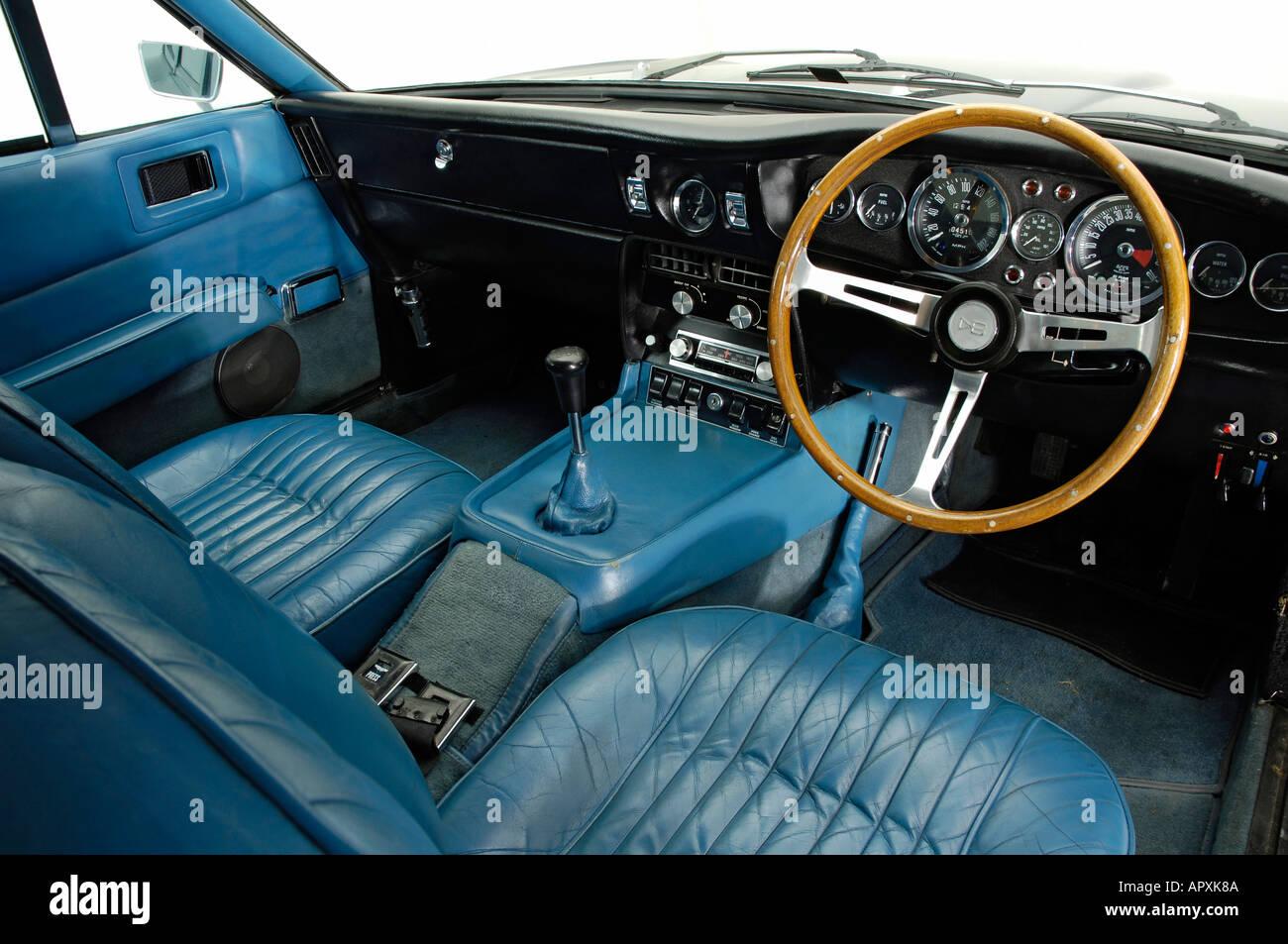 1970 Aston Martin Dbs V8 Stock Photo Alamy