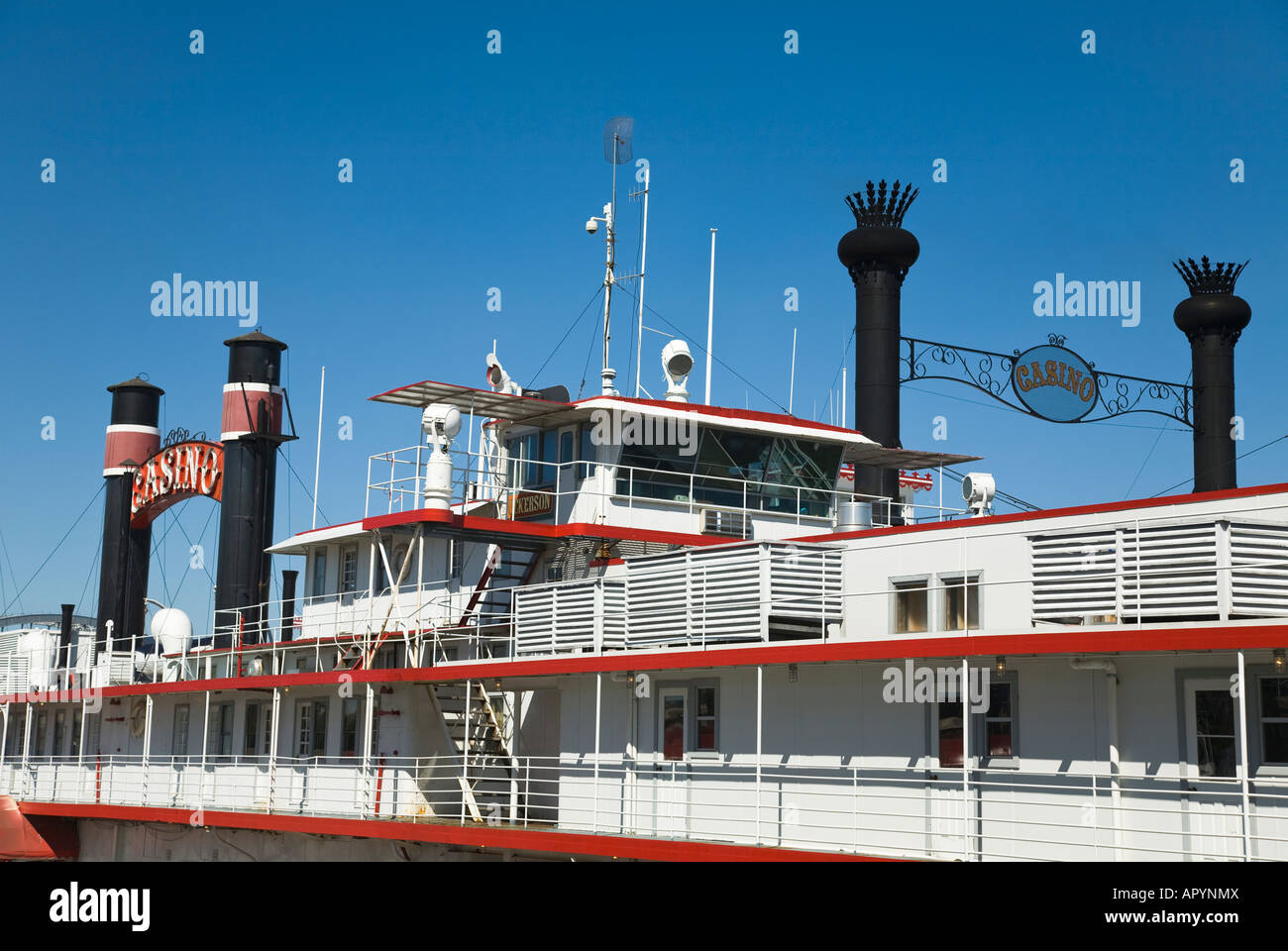 Gambling Boat Stock Photos Gambling Boat Stock Images Alamy