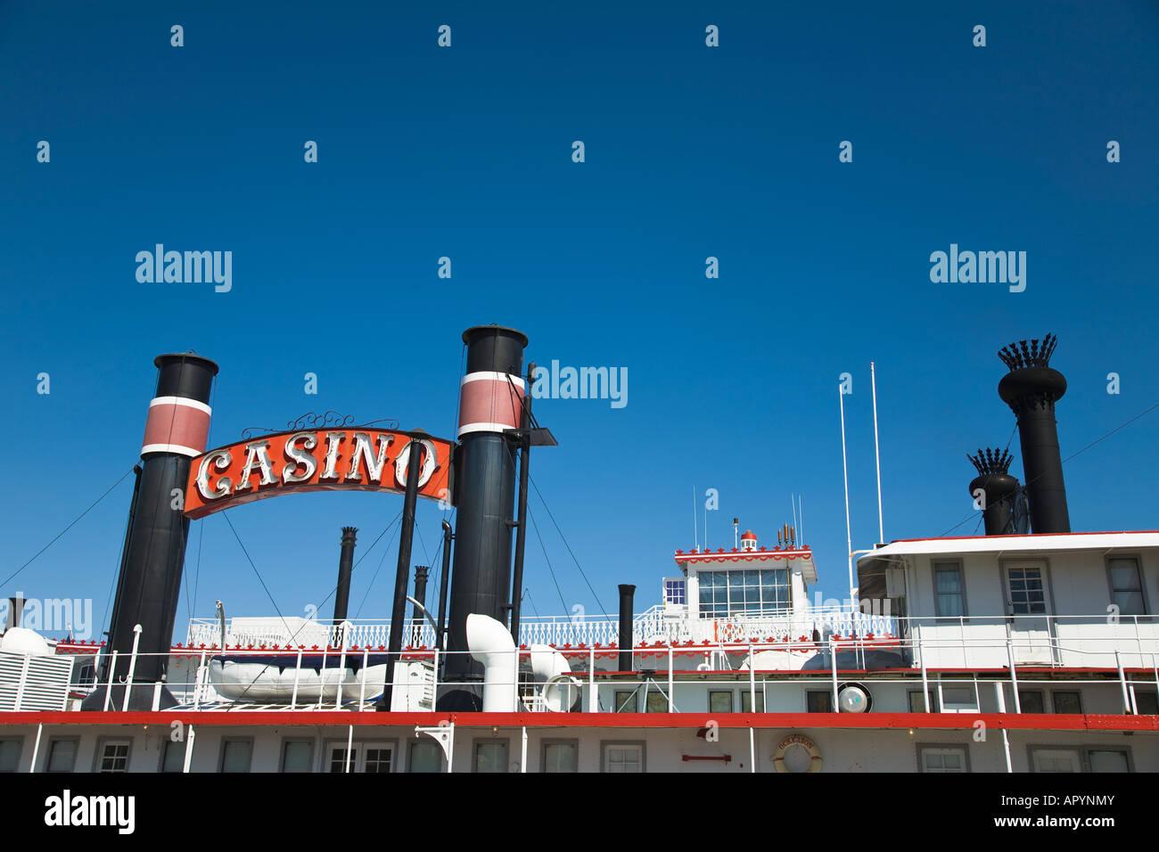 Rock Island River Boat Casino