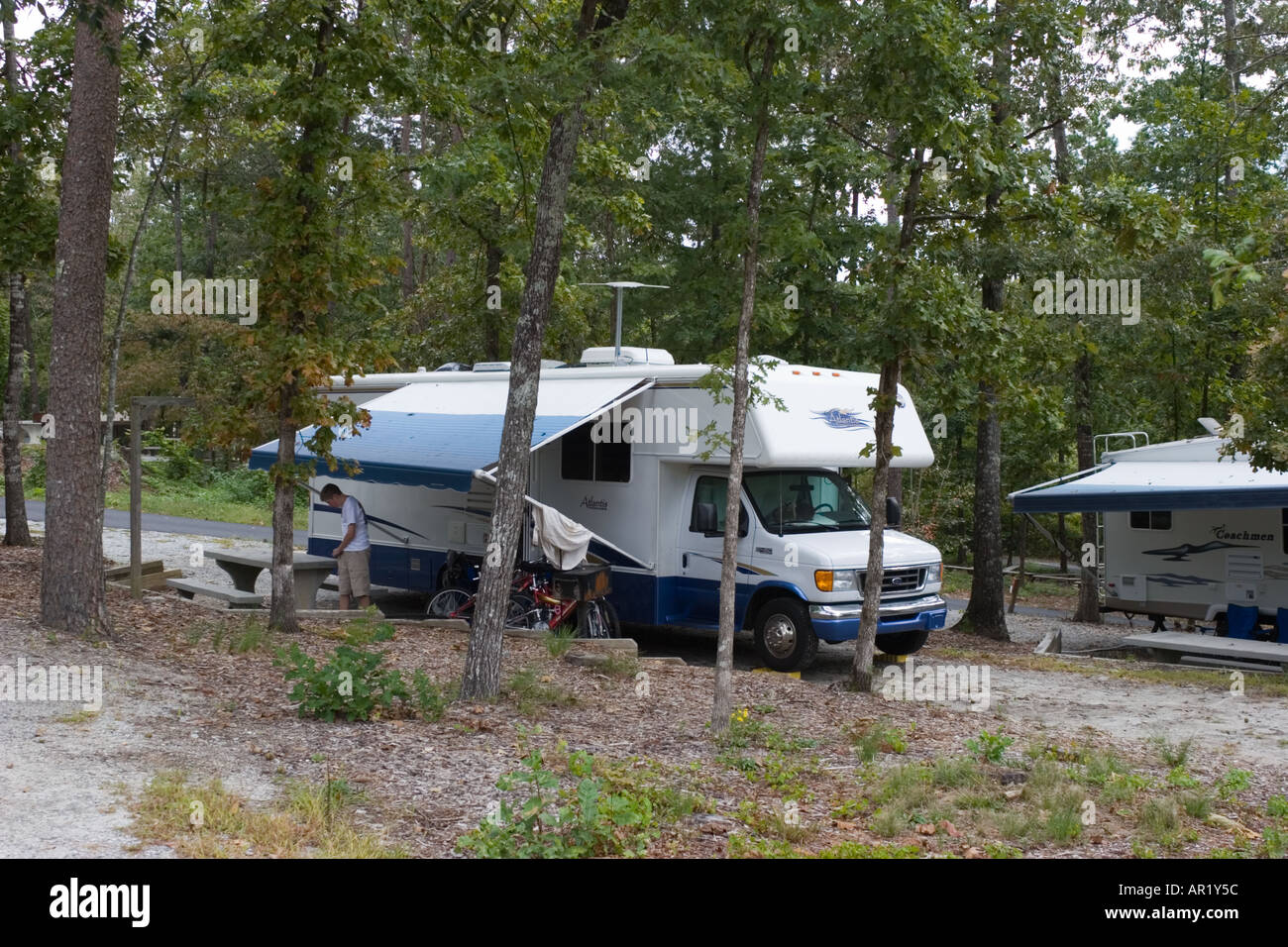 Campground Up North Tourism Company And Tourism