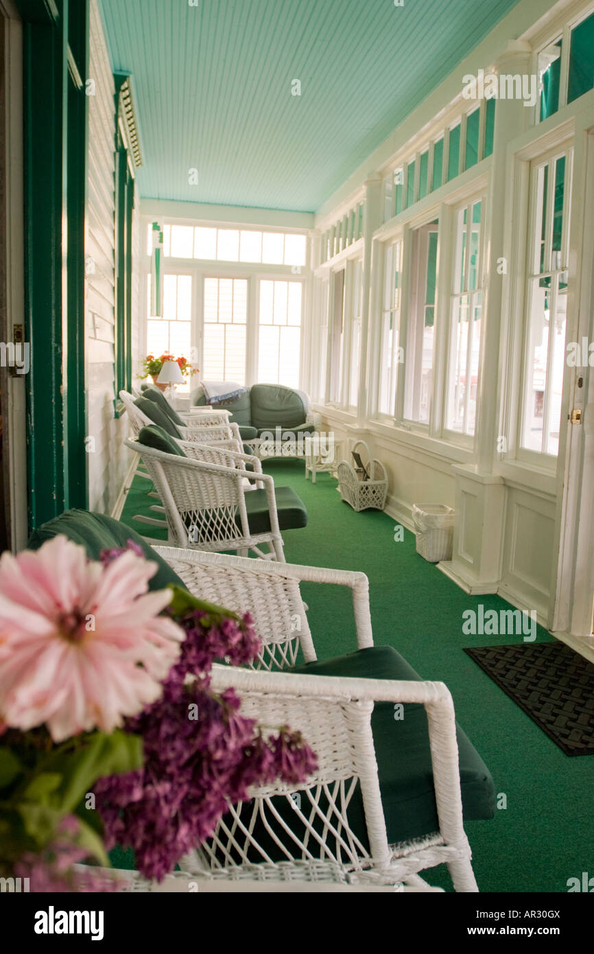 The Mcnally Cottage Bed And Breakfast On Mackinac Island Michigan