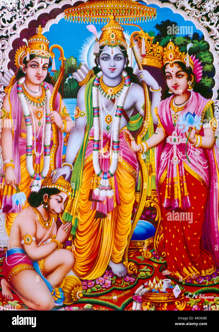 What is the age difference of ram and Sita? - rapidpressrelease.com