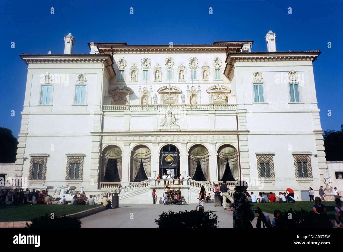 Villa borghese casino nobile