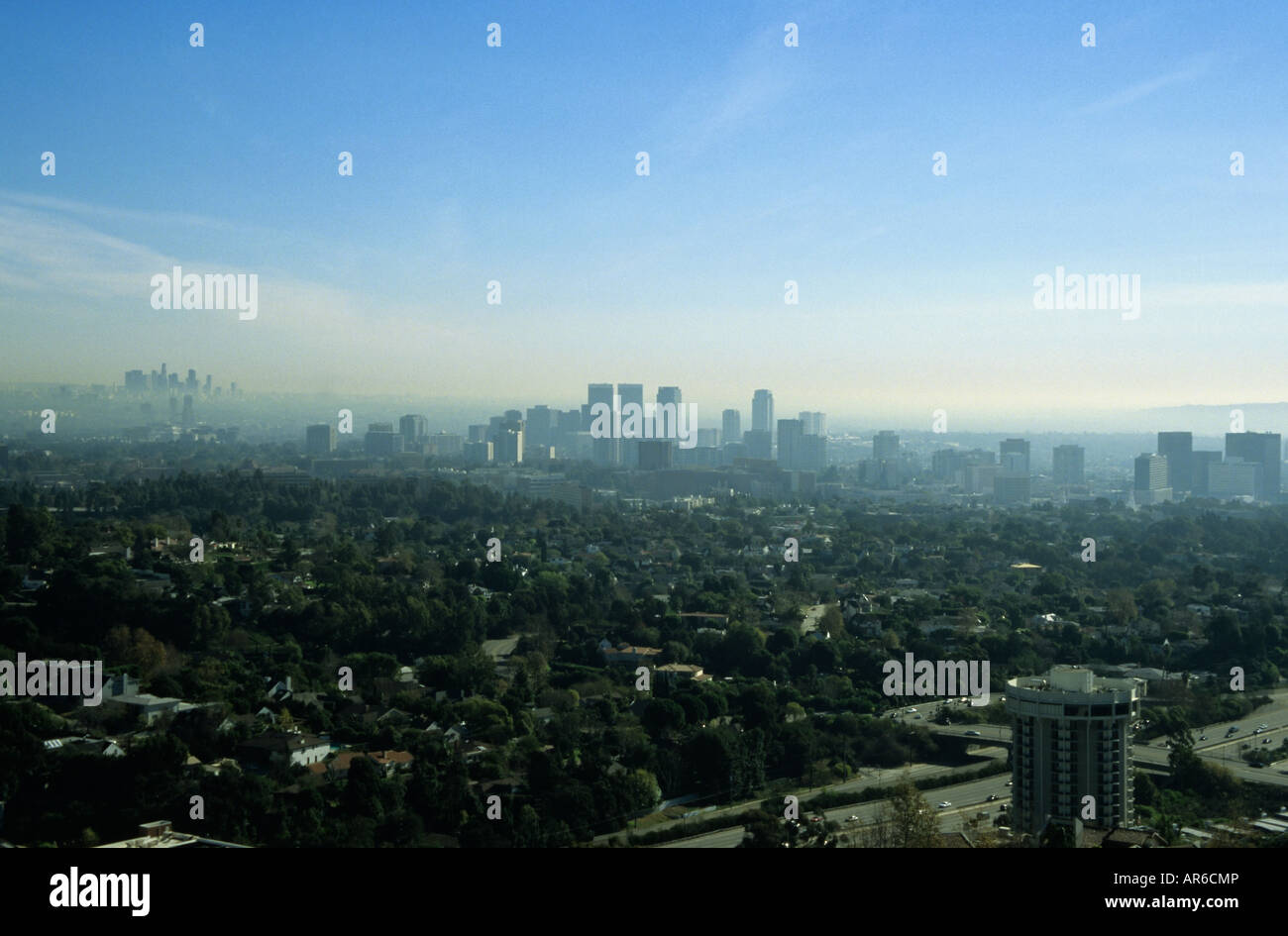 Los angeles - Stock Image