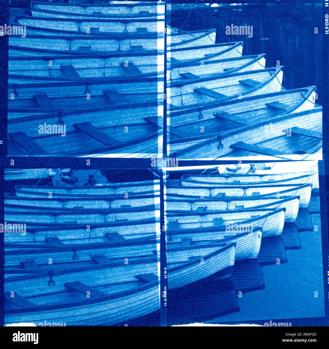 Cyanotype blueprint photographic process rowing boats london cyanotype blueprint photographic process rowing boats london docks uk malvernweather Gallery