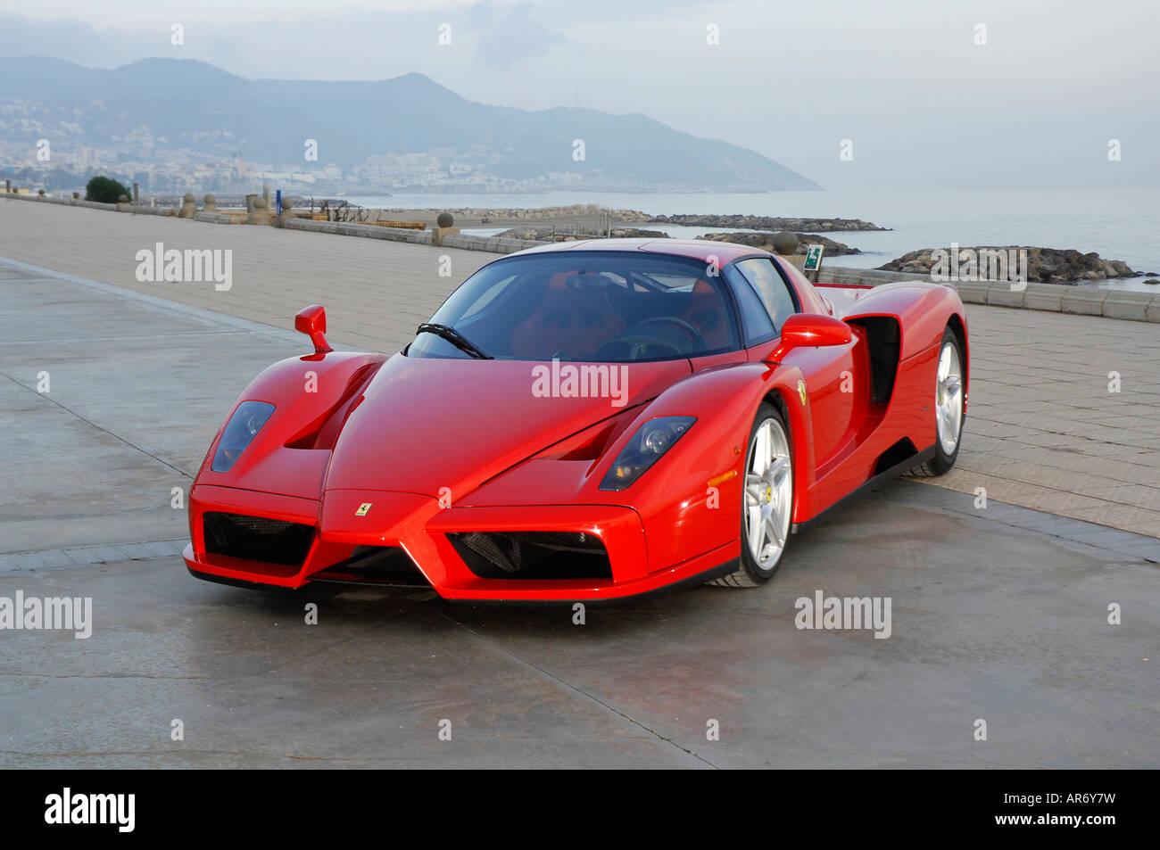 2003 Ferrari Enzo - Stock Image