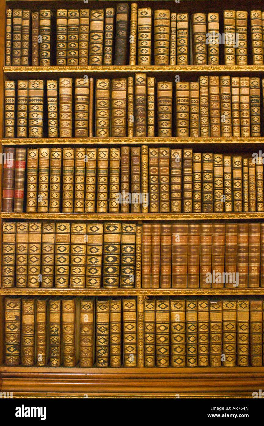 Melk Abbey Library Stock Photos  Melk Abbey Library Stock-7789