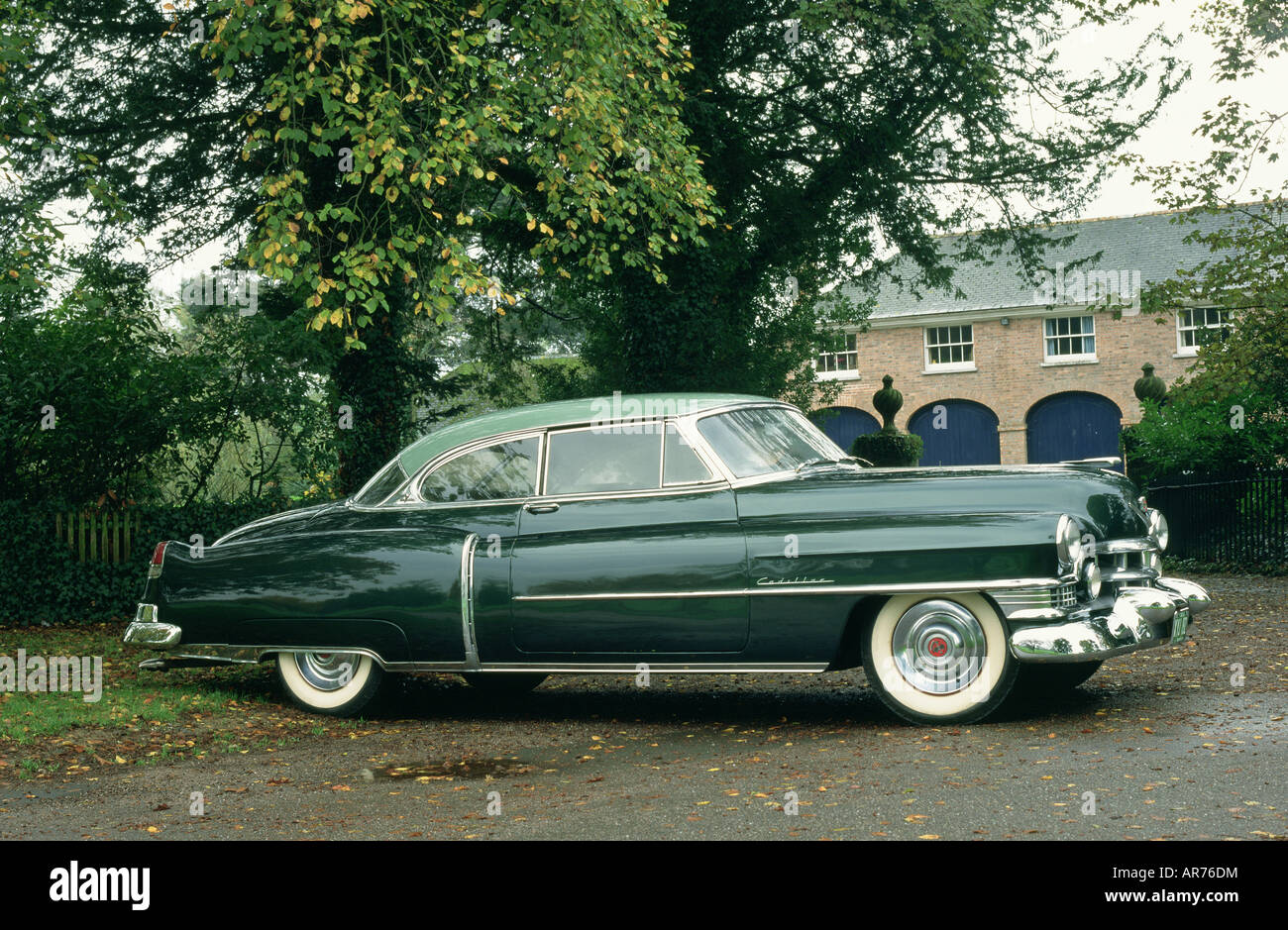 Cadillac Deville Stock Photos Images Page 1951 Fleetwood Sedan Coupe