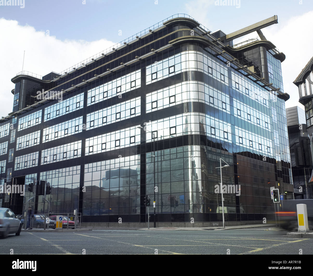Daily Express building Manchester - Stock Image