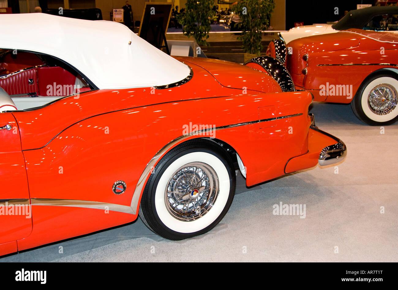 1950s Buick Stock Photos Images Alamy 1951 Skylark Convertible 1953 Image
