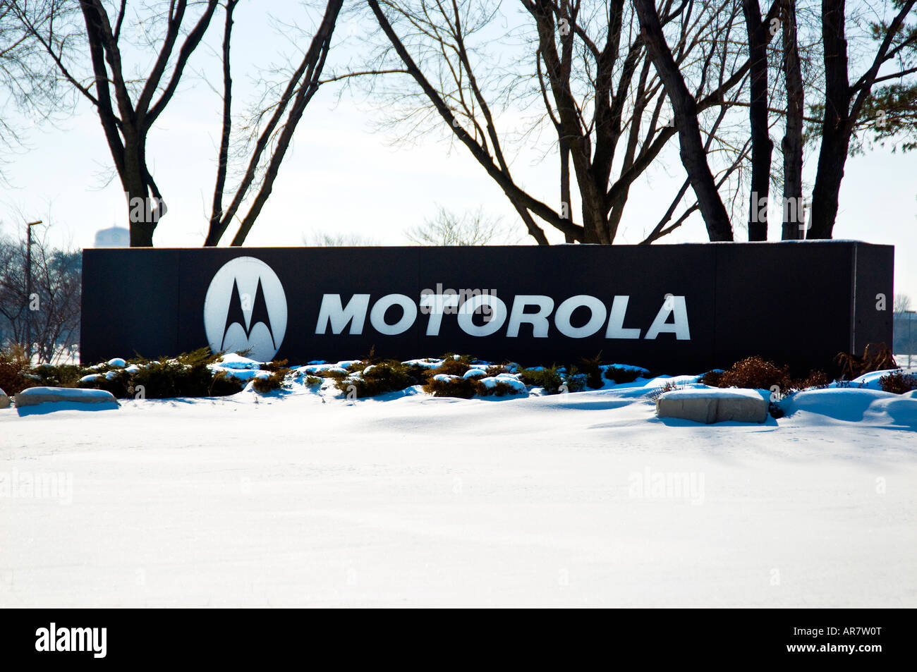 Motorola Sign Stock Photos & Motorola Sign Stock Images - Alamy