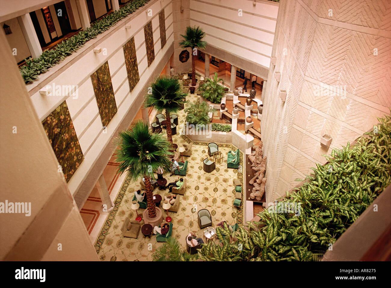 ITC Sonar Bangla hotel Calcutta now Kolkata West Bengal India - Stock Image
