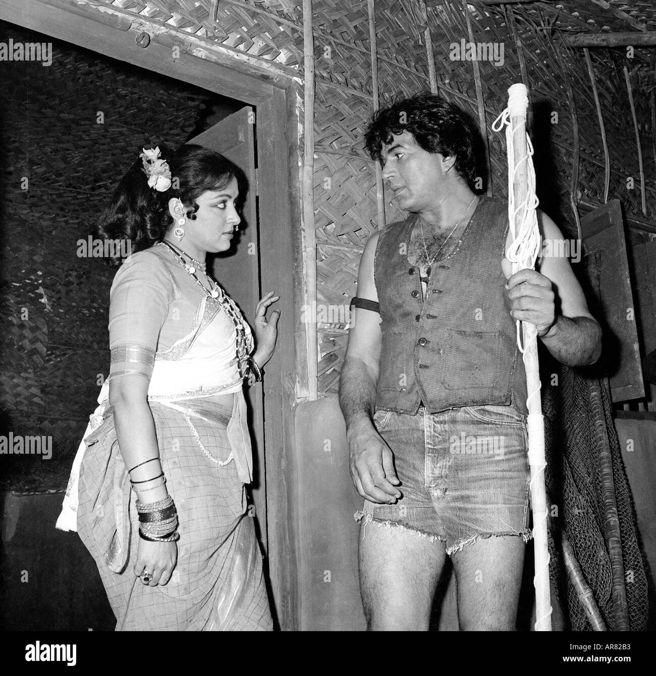 Casting Couch Young: Dharmendra And Hema Malini Indian Film Stars Actor And