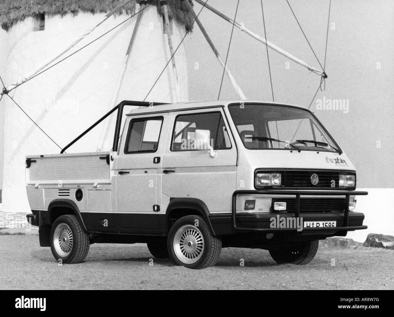 transport / transportation, car, vehicle variants, Volkswagen, VW Type 2, Transporter 'TriStar', Additional - Stock Image
