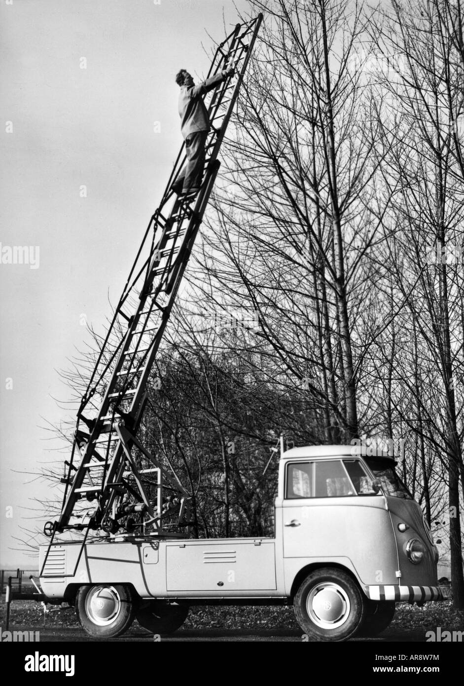 transport / transportation, car, vehicle variants, Volkswagen, VW Type 2, Additional-Rights-Clearances-NA - Stock Image
