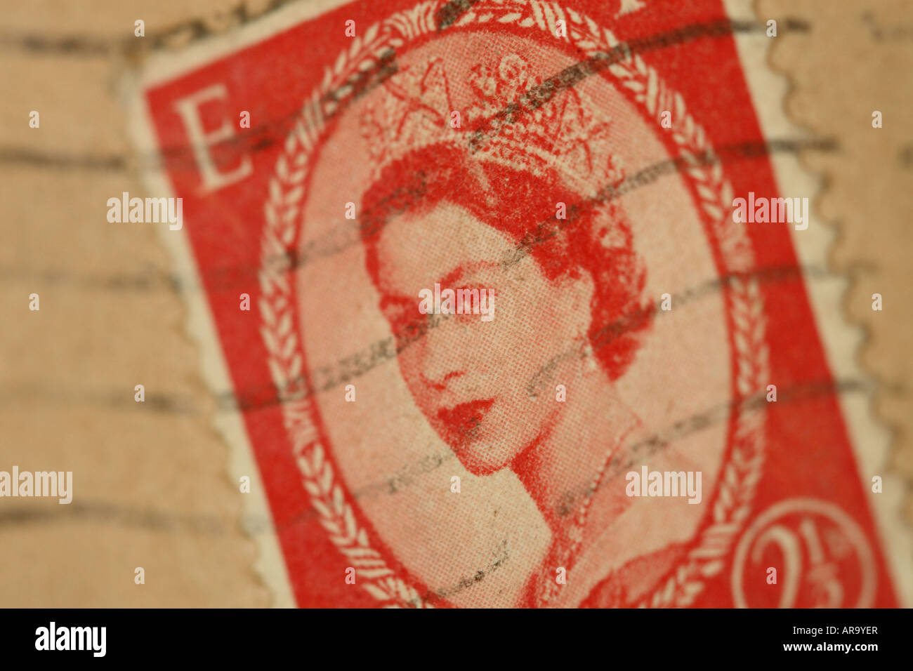 Queen Elizabeth Ii 1950s High Resolution Stock Photography