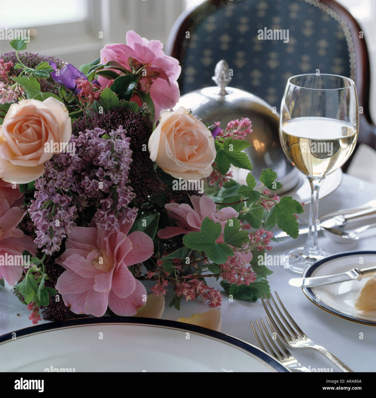 Table Setting - Stock Image
