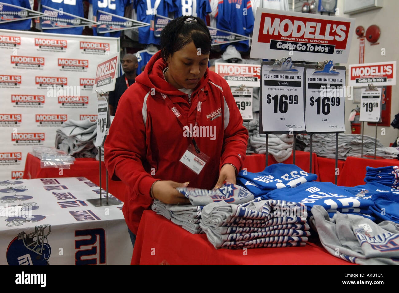 Stock Clerk High Resolution Stock Photography and Images - Alamy