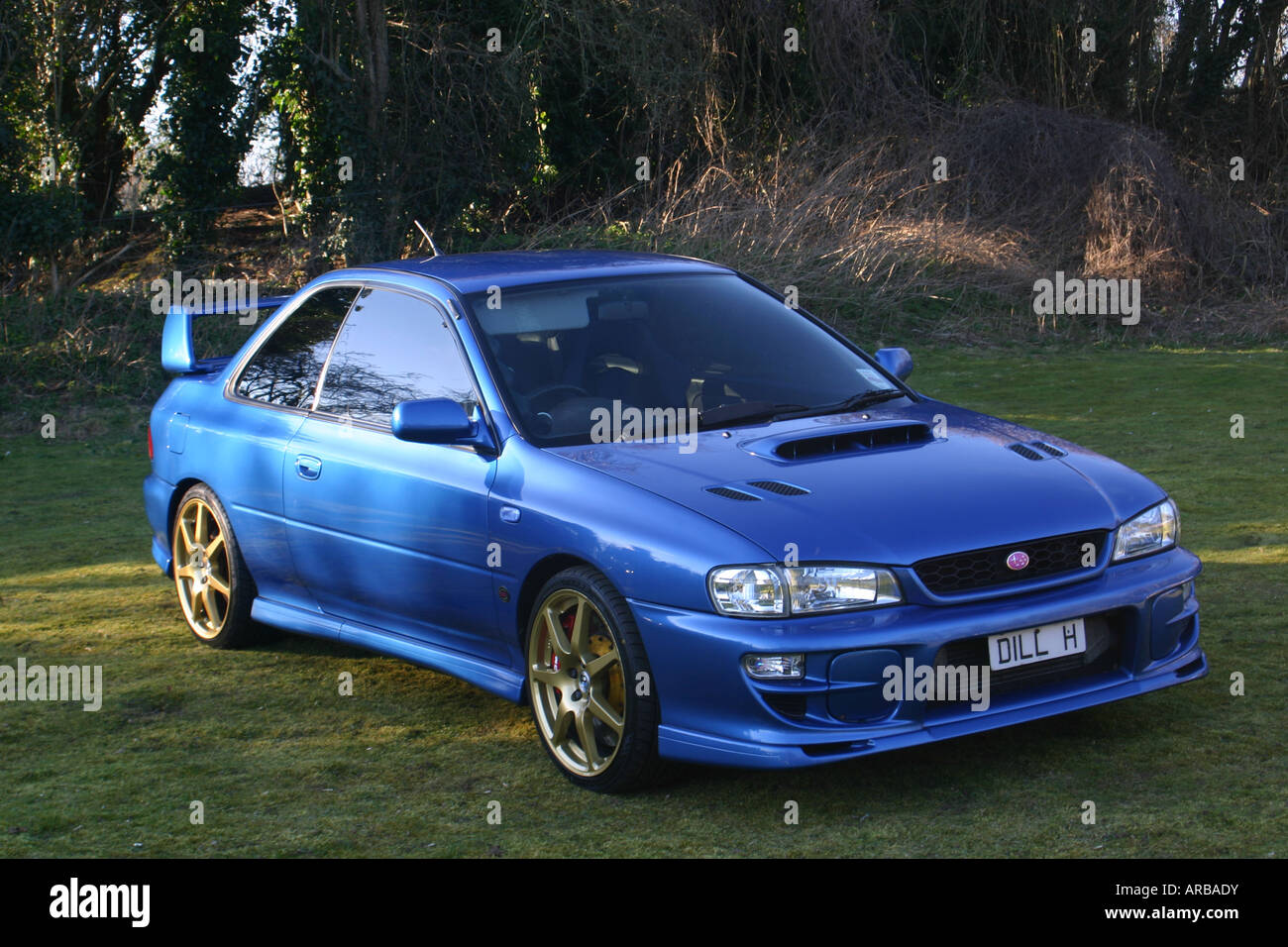 Subaru Wrx Sti For Sale >> Subaru Impreza Wrx Turbo Stock Photos & Subaru Impreza Wrx Turbo Stock Images - Alamy