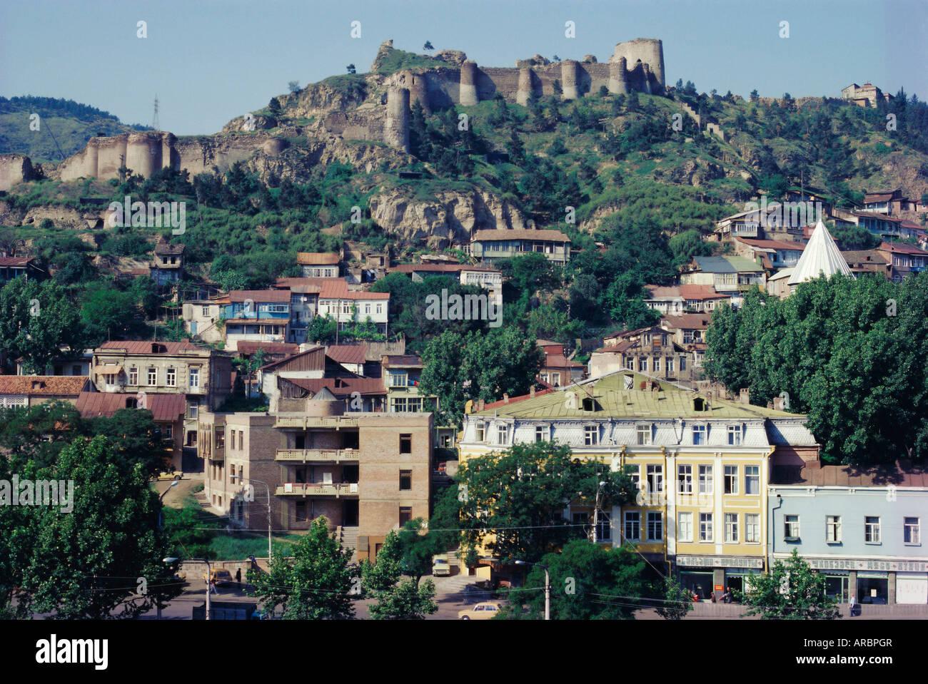 Tbilisi, Georgia, FSU, Asia - Stock Image