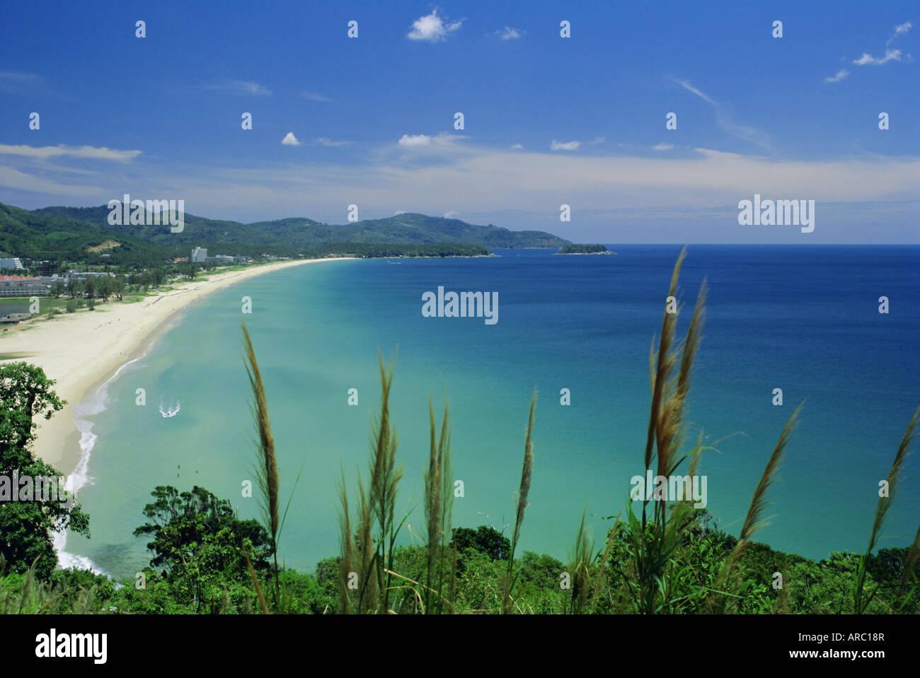 Karon Beach, Phuket, Thailand, Asia - Stock Image