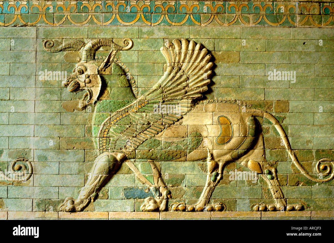 Mesopotamie Darius the Great Persian Emperor from 521 BC to 486/485 ...