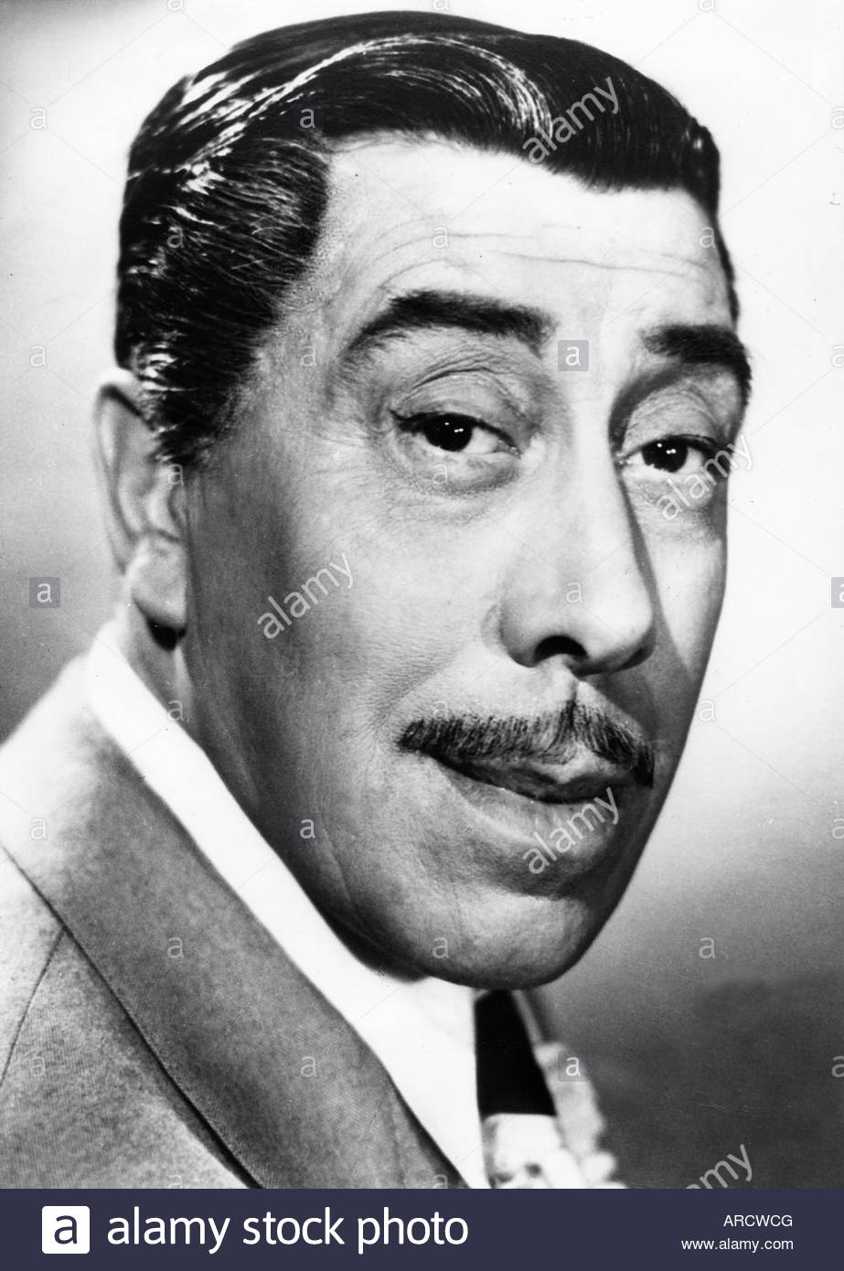 Fernandel, 8.5.1903 - 26.2.1971, French actor and singer, portrait, in movie 'The Sheep Has Five Legs' (Le - Stock Image