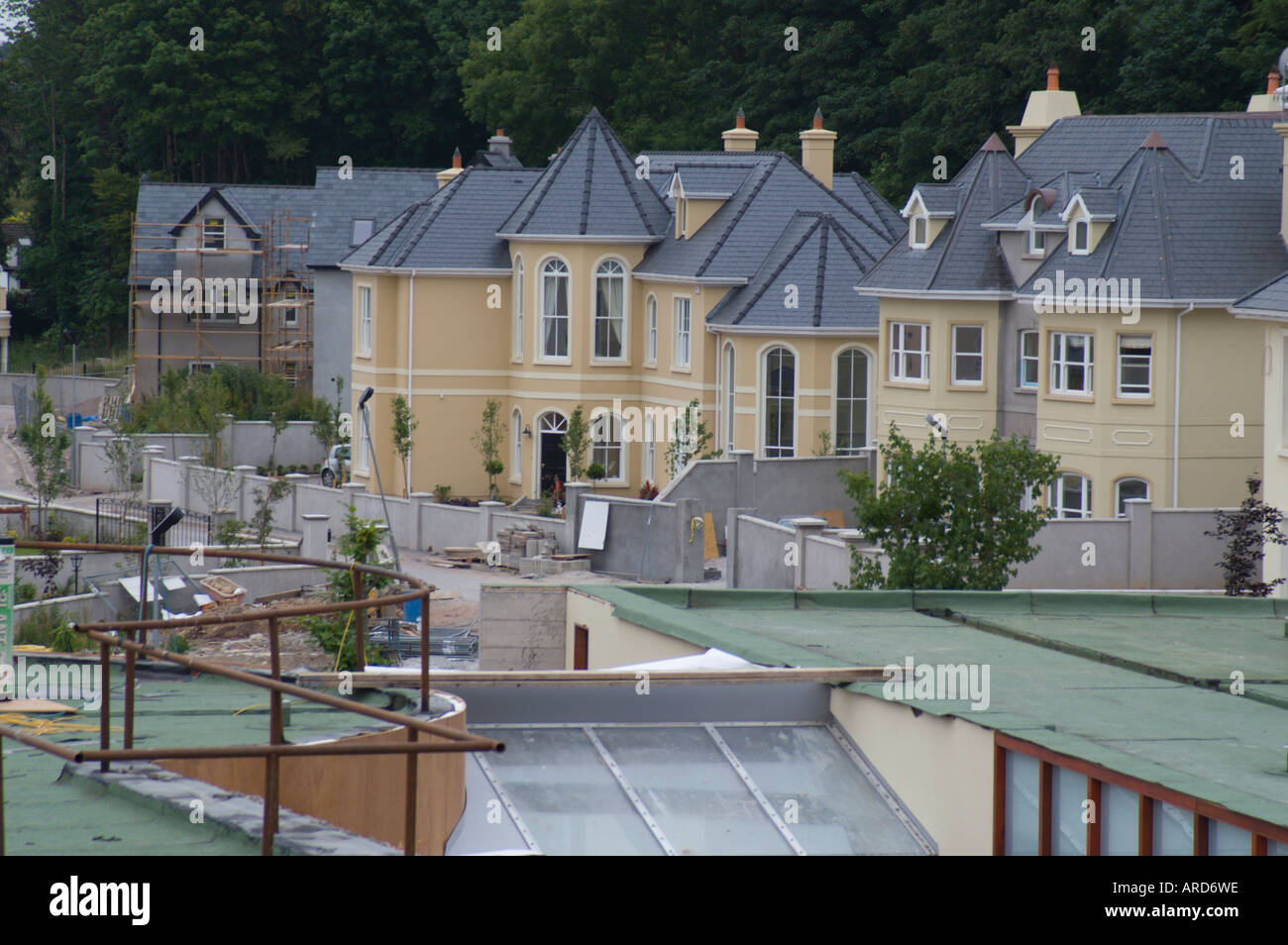 South West Ireland West Cork New Luxury Executive Homes In Maryhill Douglas  Cork