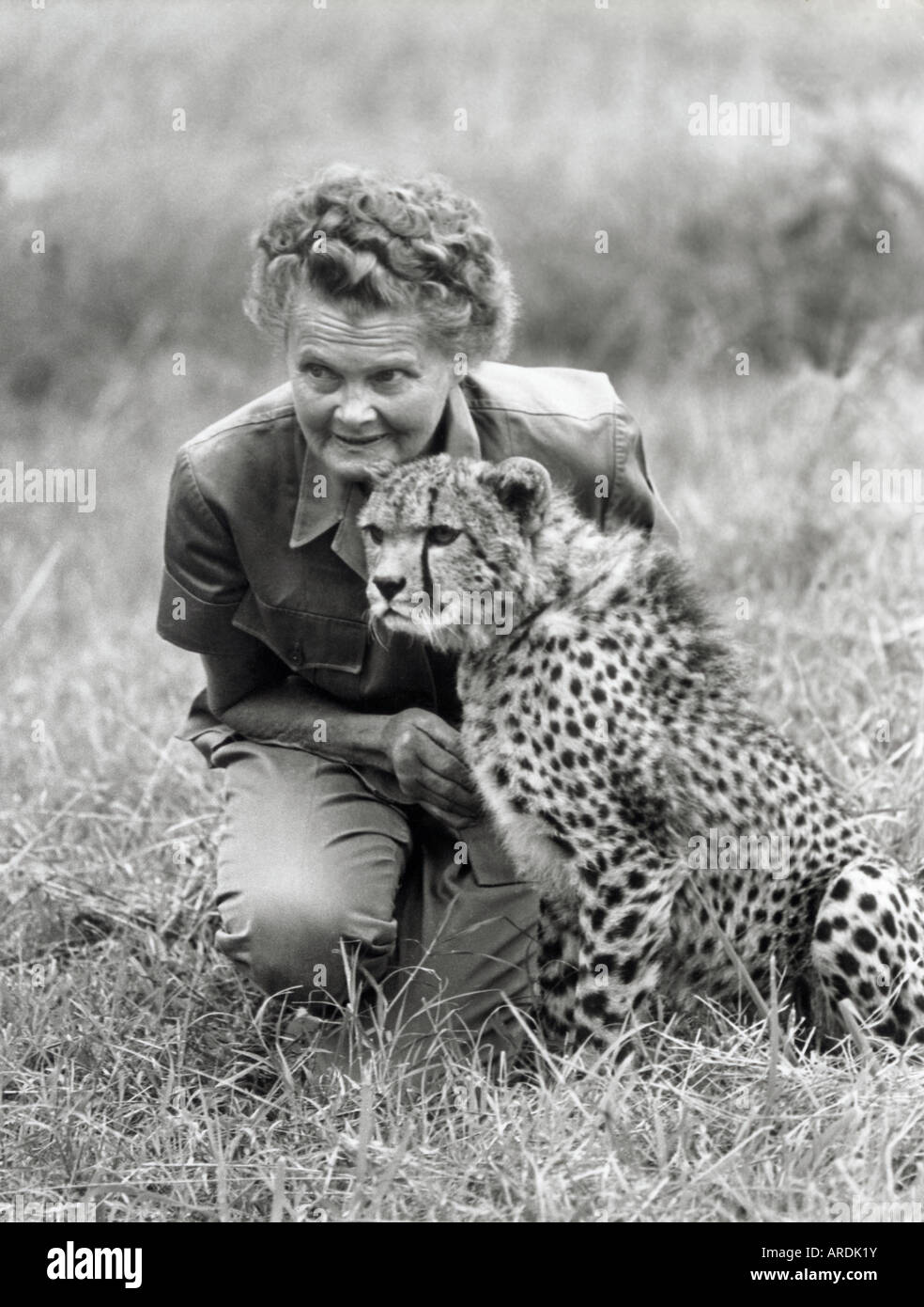 https://c8.alamy.com/comp/ARDK1Y/joy-adamson-famous-for-work-with-big-cats-posing-with-a-cheetah-ARDK1Y.jpg