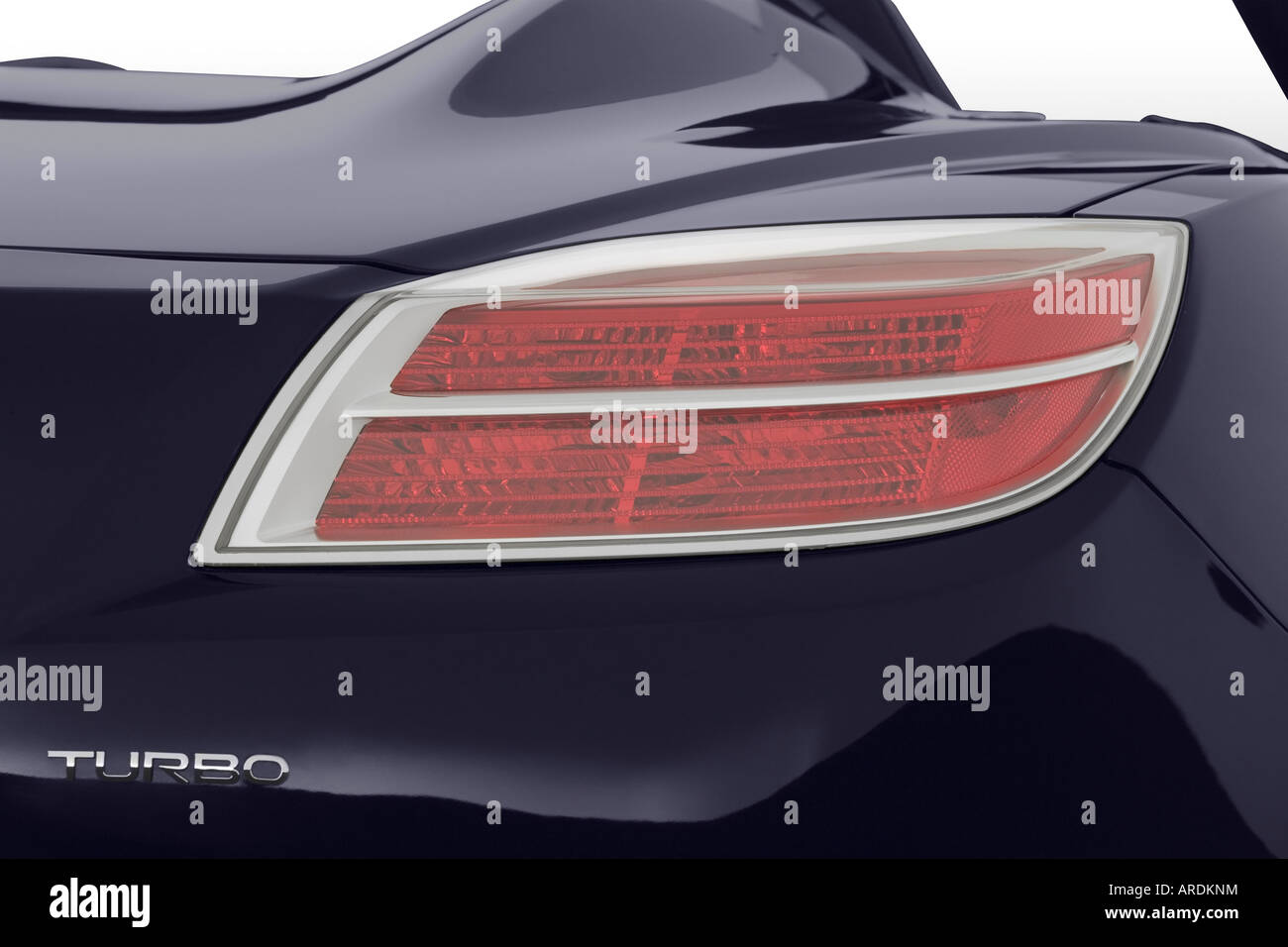 Saturn Sky Tail Light Replacement Wiring Diagram Skytail Red Line In Blue Stock Image 1300x956