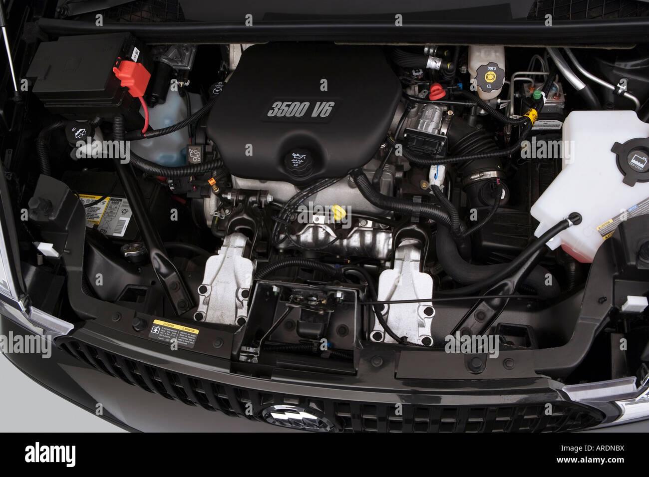 2007 Buick Rendezvous CXL In Black