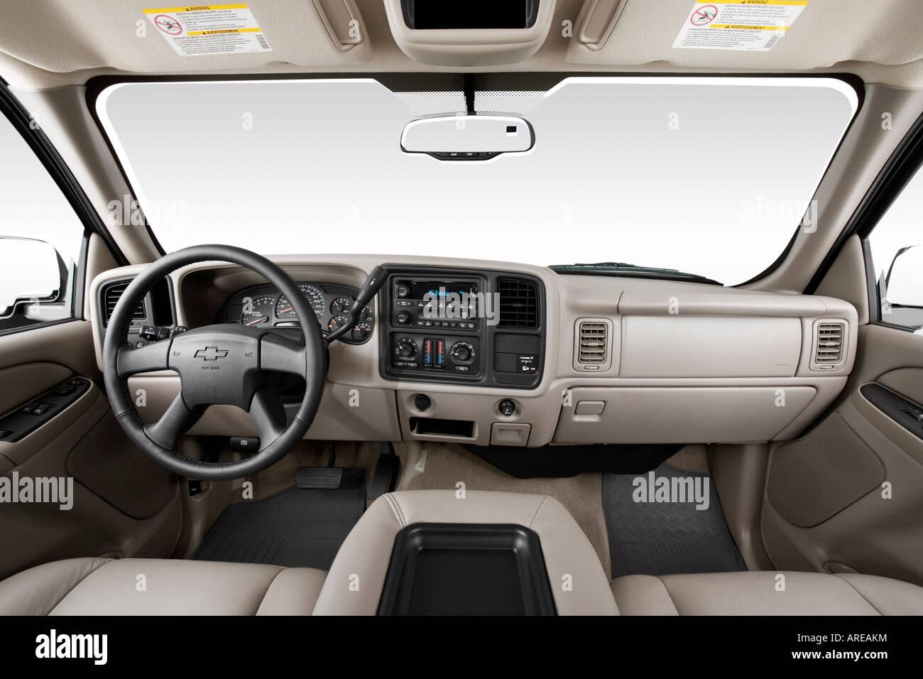 All Chevy chevy 2500hd 2006 : 2006 Chevrolet Silverado 2500 LT in Black - Dashboard, center ...