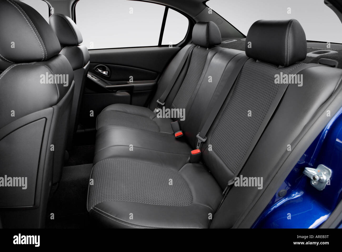 Strange 2006 Chevrolet Malibu Ss In Blue Rear Seats Stock Photo Pabps2019 Chair Design Images Pabps2019Com