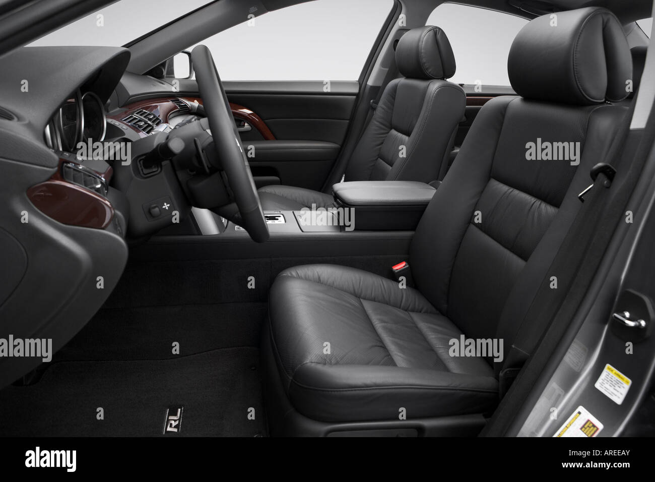Groovy 2006 Acura Rl In Silver Front Seats Stock Photo 16029794 Spiritservingveterans Wood Chair Design Ideas Spiritservingveteransorg