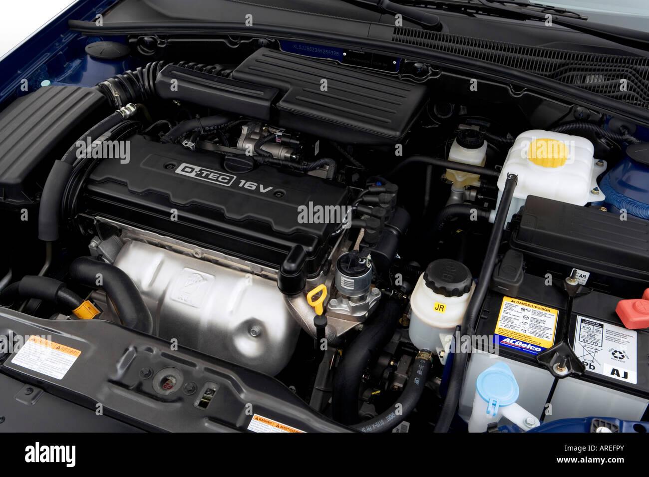 Suzuki forenza 2006 engine