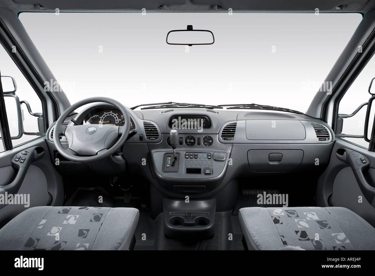 2006 Dodge Sprinter 2500 in Silver - Dashboard, center console, gear
