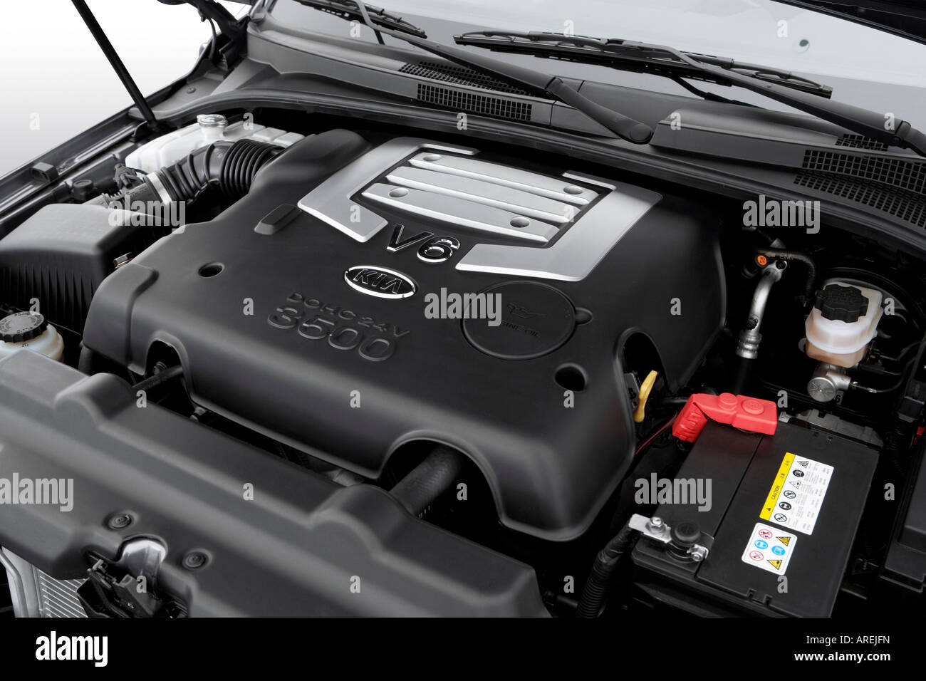 2006 Kia Sorento Engine D4cb Wiring Diagrams Ex In Gray Stock Photo Alamy 1300x956