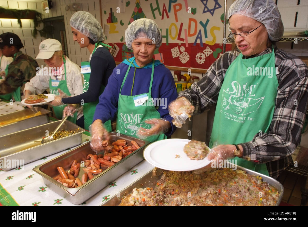 Soup Kitchens In Dc Metro Area
