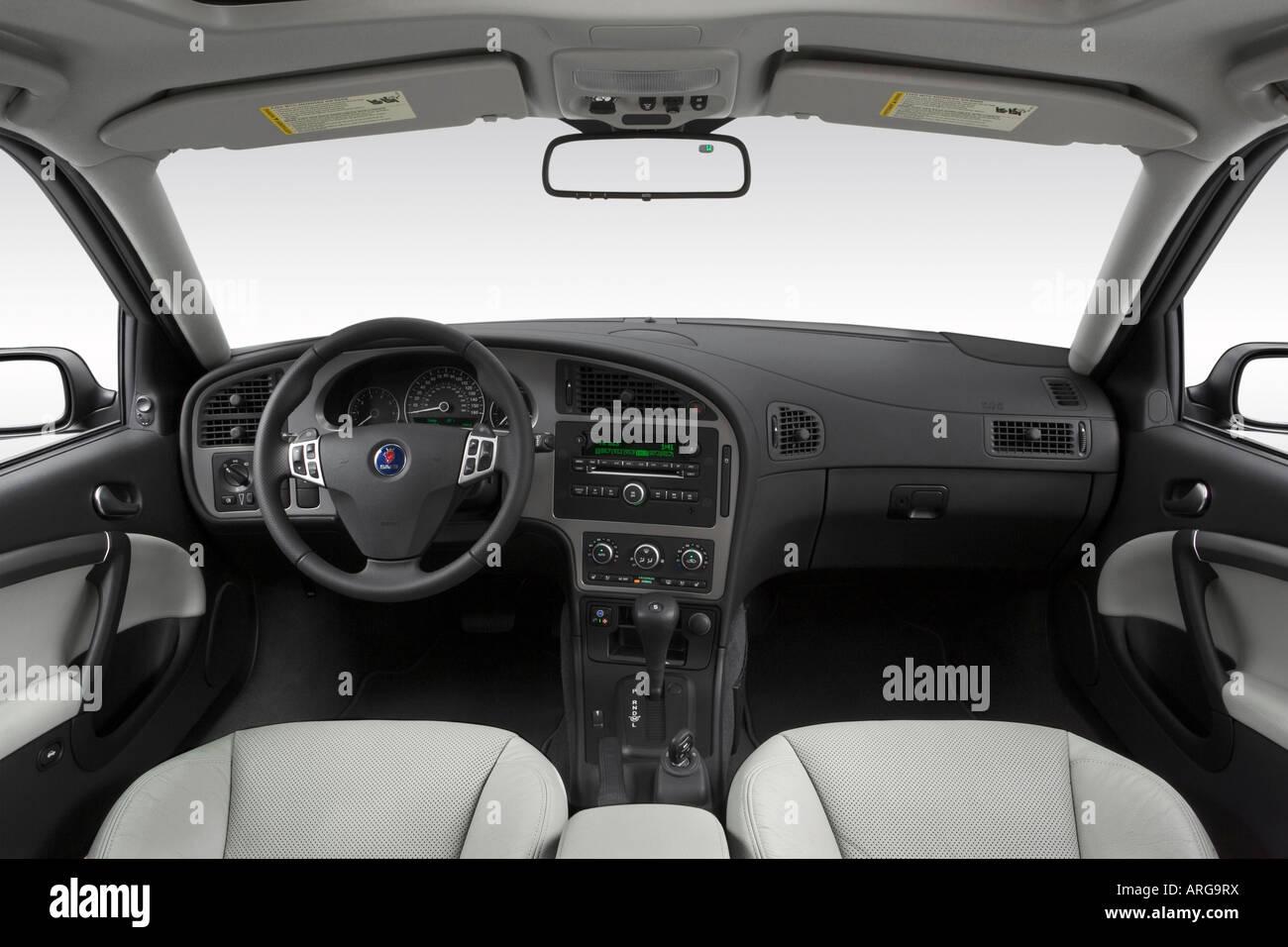 2007 Saab 9 5 23T SportCombi In Black