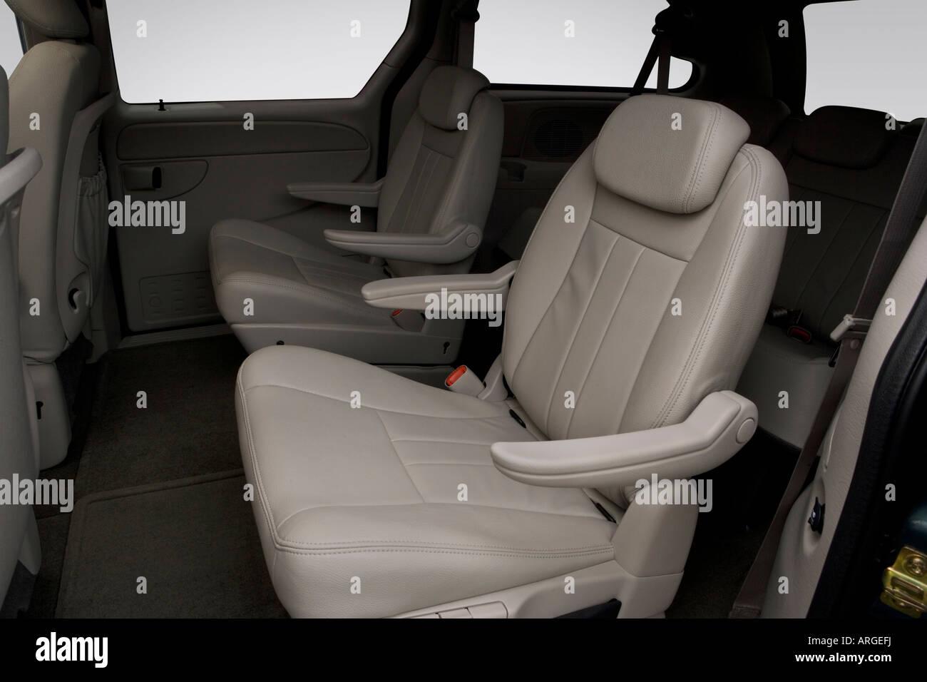 Super 2007 Dodge Grand Caravan Sxt In Green Rear Seats Stock Pabps2019 Chair Design Images Pabps2019Com
