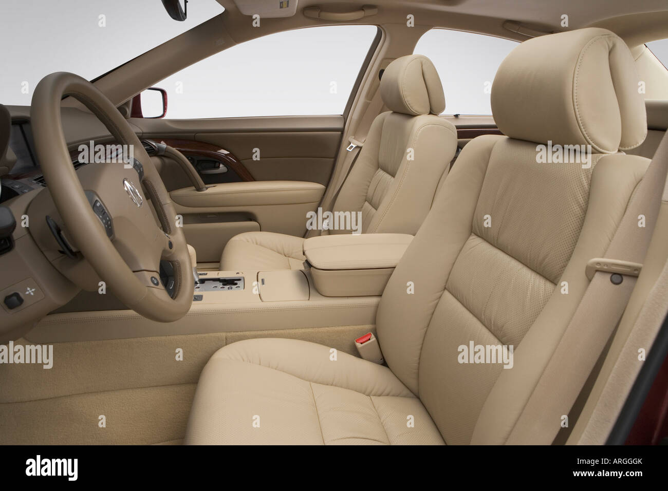 Superb 2007 Acura Rl In Red Front Seats Stock Photo 16049346 Alamy Spiritservingveterans Wood Chair Design Ideas Spiritservingveteransorg