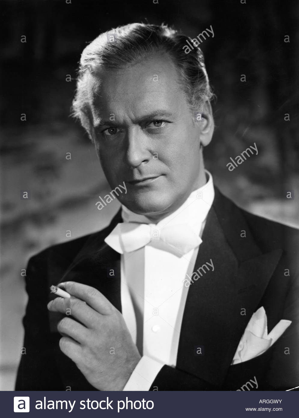Juergens, Curd, 13.12.1915 - 18.6.1982, German actor, portrait, PR photo for movie, 'Everything for Dad' - Stock Image
