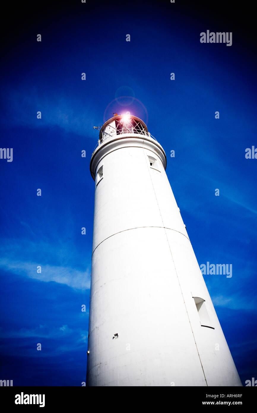 Lighthouse Southwold Suffolk  East Anglia England UK United Kingdom GB Great Britain British Isles Europe EU - Stock Image