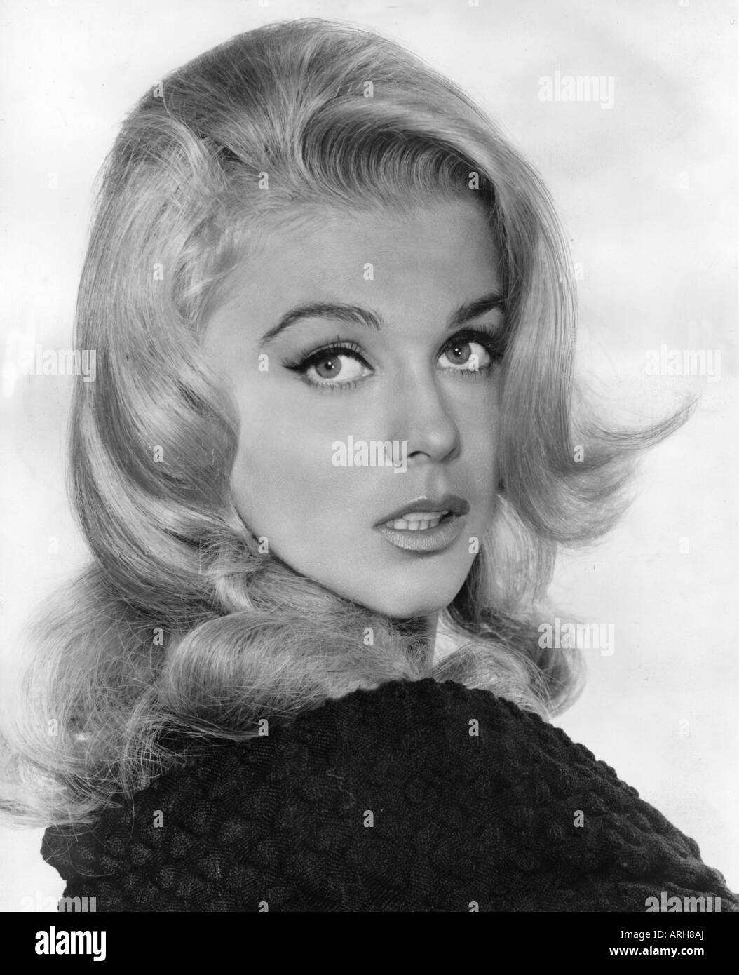 Ann-Margret, * 28.4.1941, Swedish actress, portrait, early 1960s, studio, birth name Ann-Margret Olsson, Ann Margret, - Stock Image