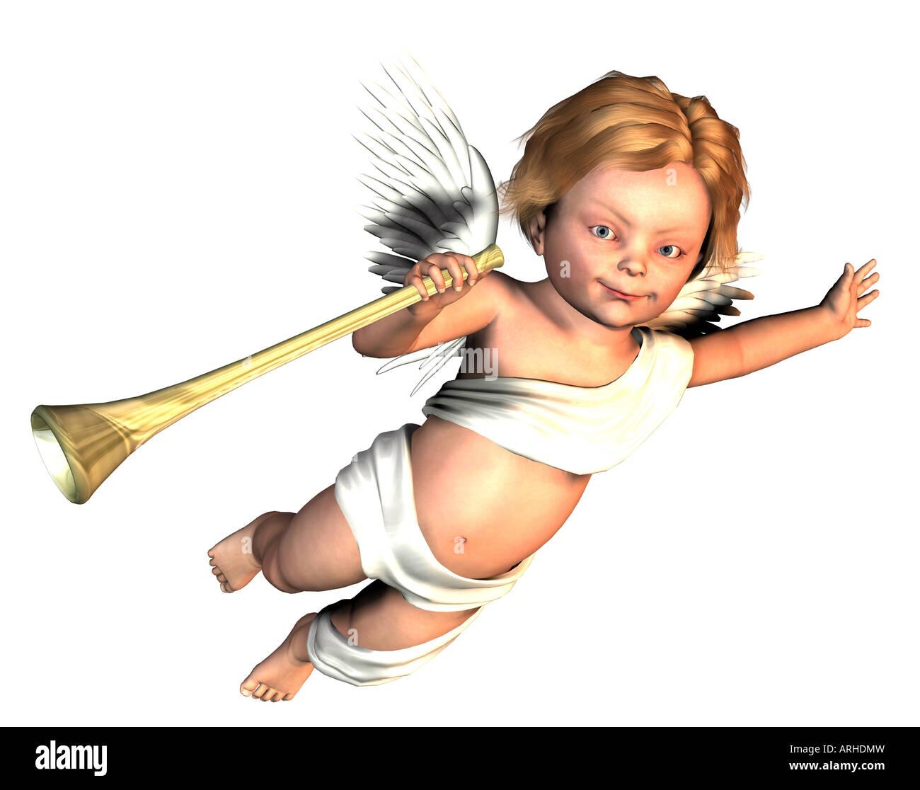 angel - Stock Image