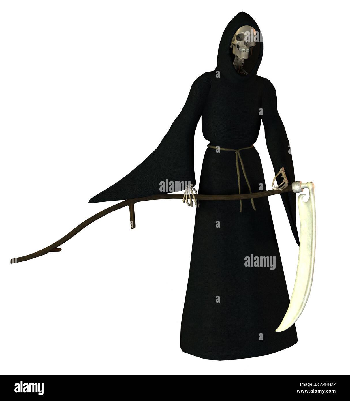 reaper - Stock Image