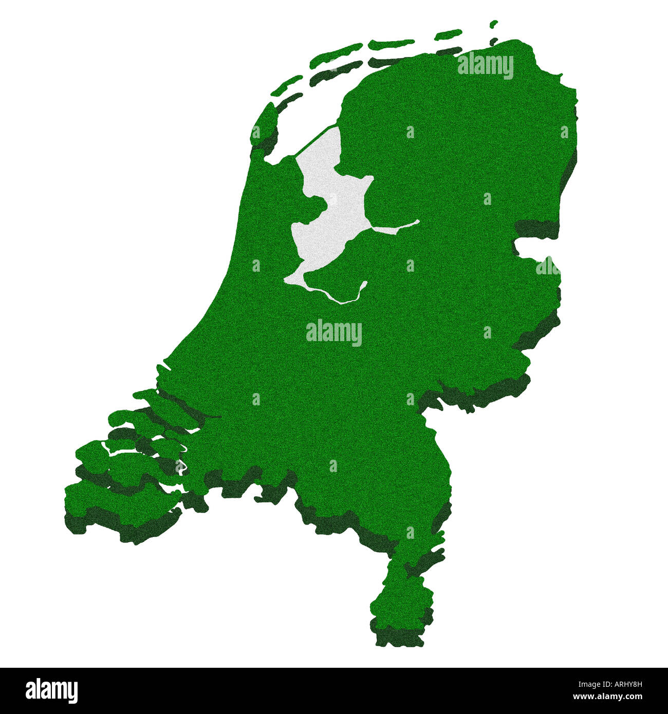 Picture of: Holland Country Map High Resolution Stock Photography And Images Alamy