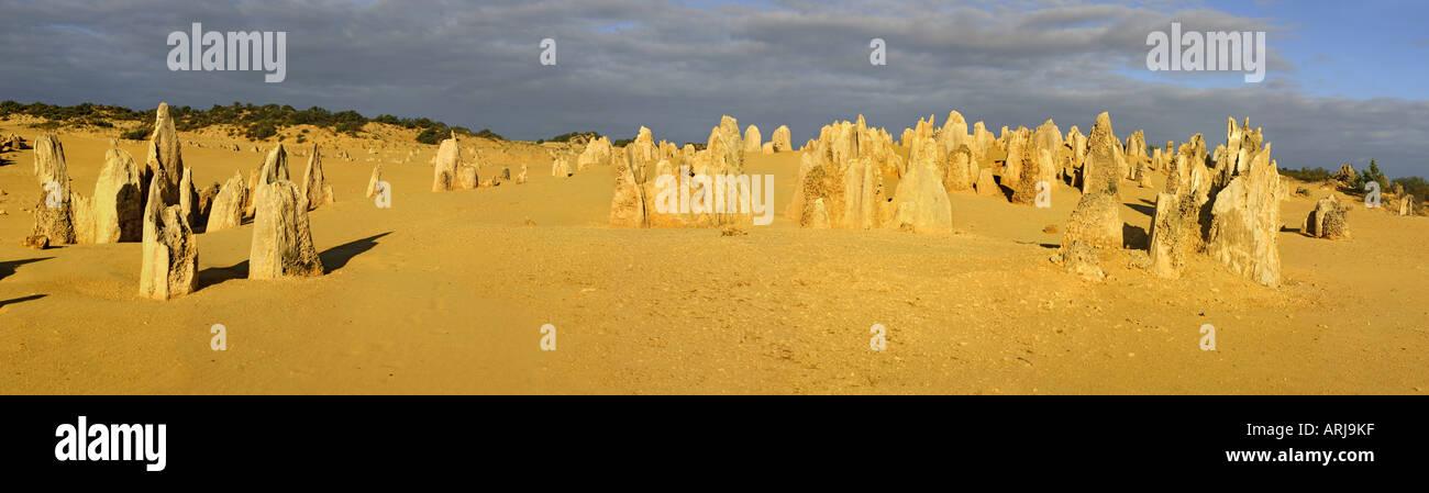 Pinnacle Desert, Australia - Stock Image
